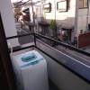 在京都市左京區內租賃1DK 公寓大廈 的房產 陽台