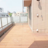 4SLDK Town house to Rent in Minato-ku Balcony / Veranda
