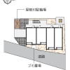 1K Apartment to Rent in Shinjuku-ku Map