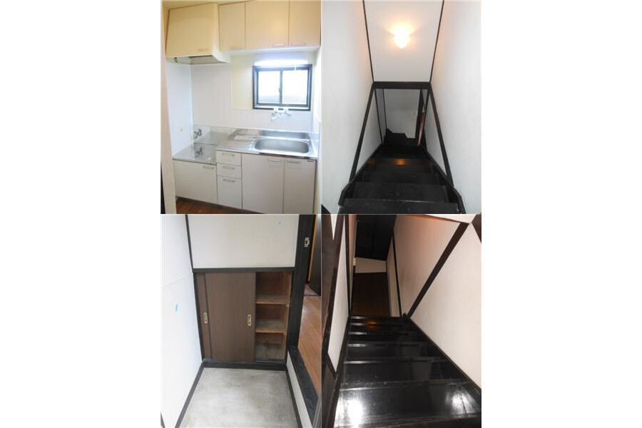 2DK Apartment to Rent in Shinagawa-ku Interior