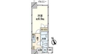 福岡市中央区荒戸-1K{building type}