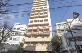 新宿区矢来町-1LDK公寓大厦