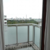 2LDK Apartment to Rent in Minato-ku Balcony / Veranda