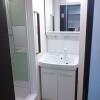 1K Apartment to Rent in Yokohama-shi Minami-ku Washroom