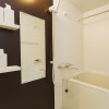 1R Serviced Apartment to Rent in Osaka-shi Yodogawa-ku Bathroom