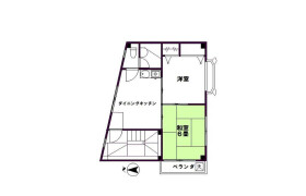 文京区 大塚 2DK マンション
