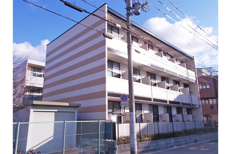 1K Apartment to Rent in Osaka-shi Higashisumiyoshi-ku Exterior