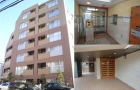 1DK Apartment in Mita - Minato-ku