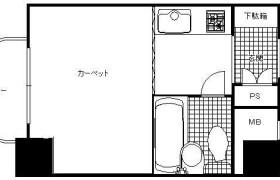 1R Apartment in Tenjin - Fukuoka-shi Chuo-ku