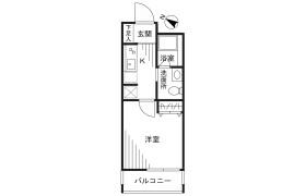 1K Mansion in Kosugi gotencho - Kawasaki-shi Nakahara-ku