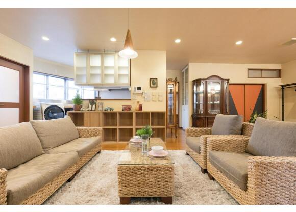 5LDK Apartment to Rent in Ota-ku Floorplan