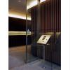 1LDK Apartment to Rent in Minato-ku Building Security