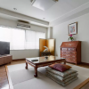 4LDK Apartment to Rent in Osaka-shi Higashinari-ku Living Room