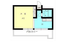 目黒区 下目黒 1DK アパート