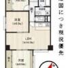 3LDK Apartment to Buy in Osaka-shi Nishi-ku Floorplan