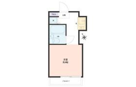 1R Apartment in Yotsugi - Katsushika-ku