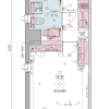 1K Apartment to Buy in Sumida-ku Floorplan