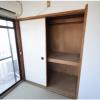 1DK Apartment to Rent in Osaka-shi Sumiyoshi-ku Storage