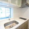 2DK Apartment to Rent in Shibuya-ku Kitchen