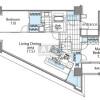 在新宿區內租賃2LDK 公寓 的房產 房間格局