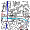 1LDK Apartment to Rent in Chiyoda-ku Map