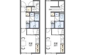 1K Apartment in Sajikawa - Saitama-shi Nishi-ku