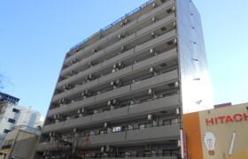 横浜市中区伊勢佐木町-1K公寓大厦