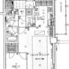 2LDK Apartment to Rent in Yokohama-shi Naka-ku Floorplan