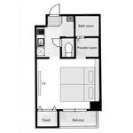 1K Mansion in Asakusa - Taito-ku Floorplan