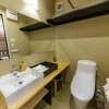 1R Apartment to Rent in Taito-ku Toilet