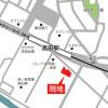 3DK Apartment to Rent in Yokohama-shi Kohoku-ku Access Map