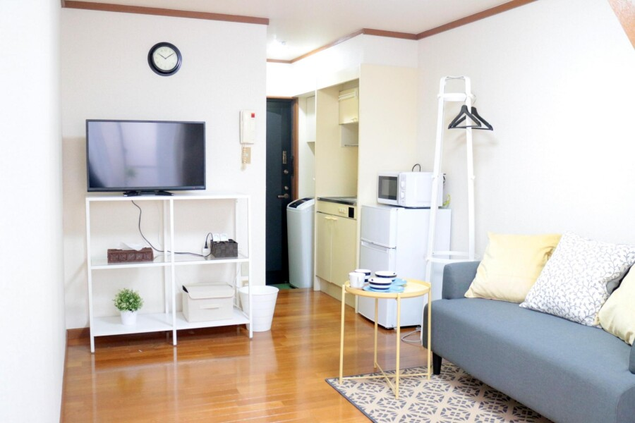 1SK Apartment to Rent in Meguro-ku Interior