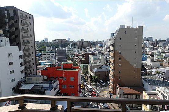 2LDK Apartment to Buy in Arakawa-ku Balcony / Veranda