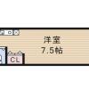 1R Apartment to Rent in Ikeda-shi Floorplan