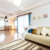 3LDK Apartment to Rent in Kita-ku Living Room