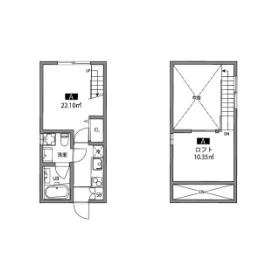 1K Mansion in Minamikarasuyama - Setagaya-ku Floorplan