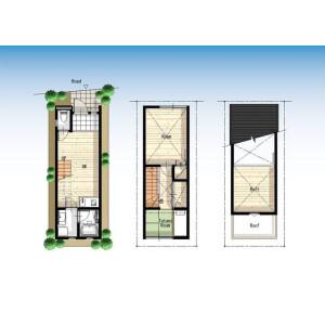 2DK House in Iriya - Taito-ku Floorplan