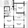 3DK Apartment to Rent in Ishinomaki-shi Floorplan