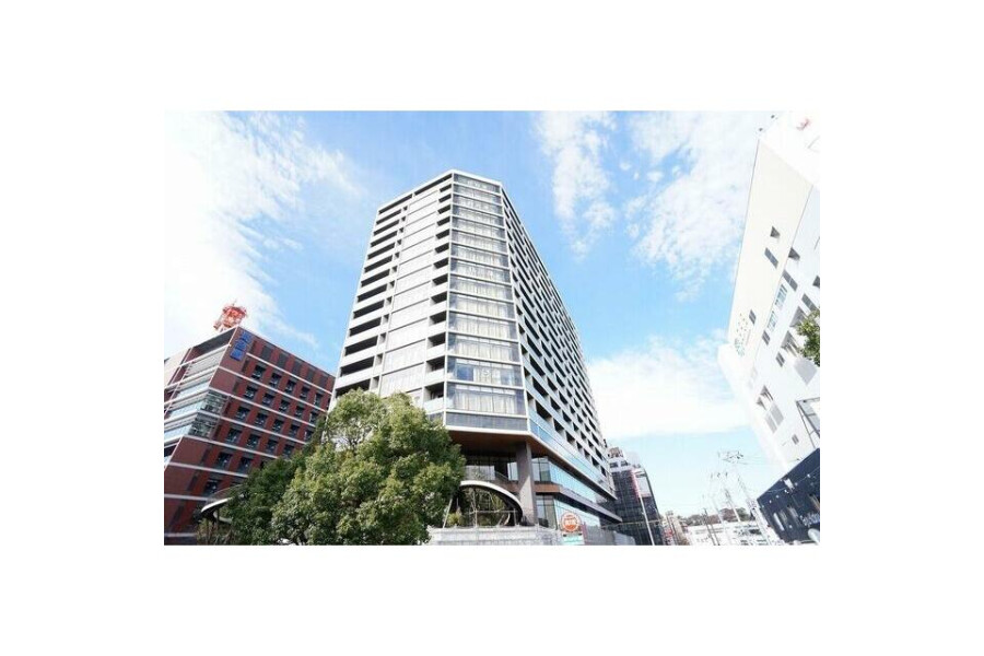 2LDK Apartment to Rent in Yokohama-shi Nishi-ku Exterior