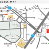 1SLDK Apartment to Buy in Machida-shi Access Map