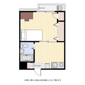 1DK Mansion in Ikebukurohoncho - Toshima-ku Floorplan