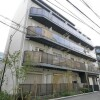 在新宿区内租赁1DK 公寓大厦 的 户外