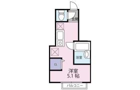 日野市百草-1R公寓