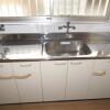 在東大阪市购买1LDK 独栋住宅的 厨房