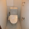 2LDK マンション 京都市中京区 トイレ