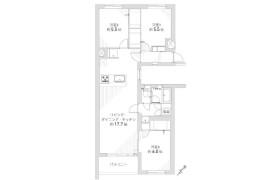 3LDK Apartment in Narukocho - Nagoya-shi Midori-ku