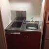 1K Apartment to Rent in Matsudo-shi Kitchen