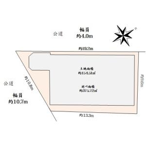 Whole Building {building type} in Shioiricho - Yokohama-shi Tsurumi-ku Floorplan