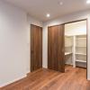 在澀谷區購買3LDK 公寓大廈的房產 臥室