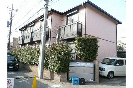 1K Apartment to Rent in Chiba-shi Hanamigawa-ku Exterior